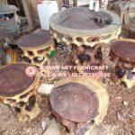 Kursi Tamu Minimalis Antik Bonsai