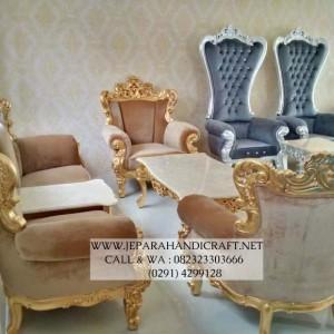 Gambar Sofa Ruang Tamu Classic Italia 300x300