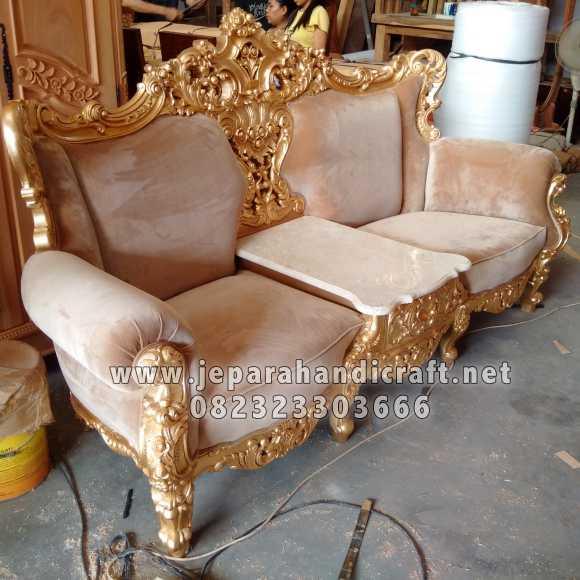 Gambar Sofa Ruang Tamu Mewah Classic Eolo