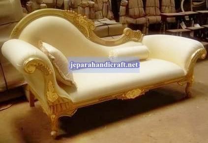 Sofa Cleopatra Chaise Lounge Jepara