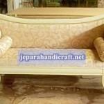 Sofa Double Leaf Chaise Lounge Jepara