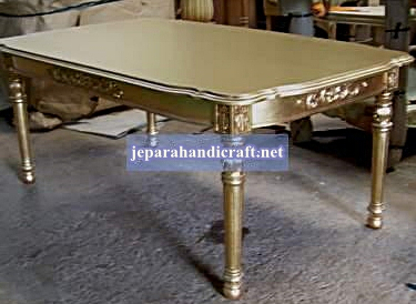 Jual Furniture Meja Jati Gianni Coffe Table Jepara Harga Murah