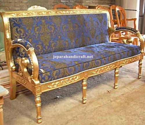 Jual Furniture Set Kursi Tamu Jati Gianni Armchair Jepara Harga Murah