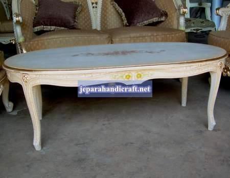 Gambar Mallorca Coffee Table 125x65x50 harga 147