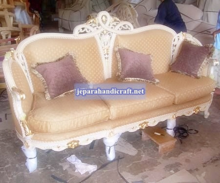 Gambar Mallorca Sofa 3 Seater 210x75x99 harga 475