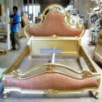 Tempat Tidur Klasik Sephia Jepara