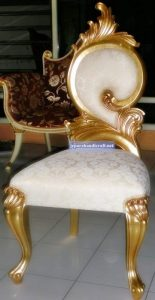 Sofa Kursi Renaissance Short Back