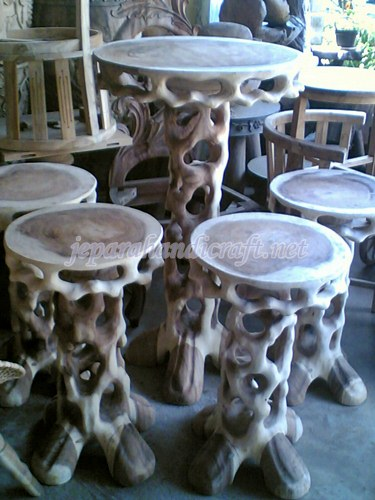 Gambar JH BARSET 002 SET KURSI BAR BONSAI