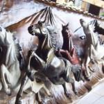Relief Kuda Lari