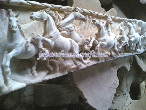 Jual Relief Kuda Lari