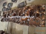 Patung Relief Kuda Lari Antik Kayu Solid