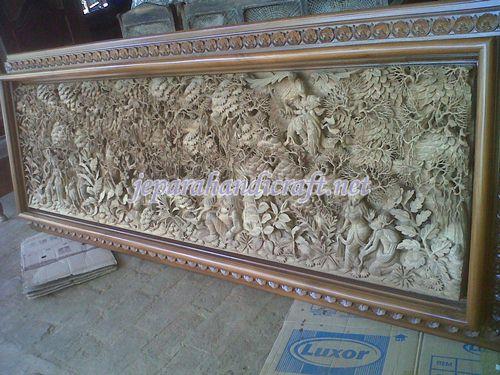 Gambar JH R 001 RELIEF RAMAYANA