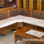 Gambar JH SKT 025 Kursi Tamu Jati Sudut Minimalis 150x150