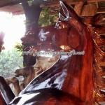 Patung Kuda Jingkrak