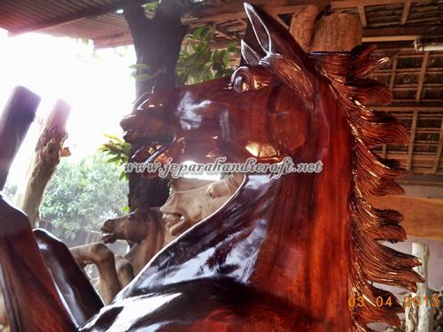 Jual Patung Kuda Jingkrak
