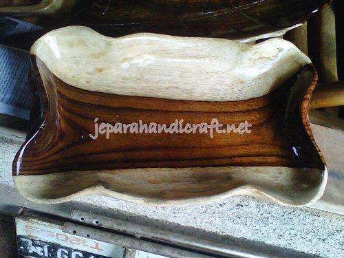 Jual Nampan Kayu Antik Sono Keling
