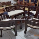 Gambar Set Kursi Tamu Jati Cantik Finishing Salak Brown 150x150