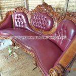 Set Kursi Tamu Jati Ganesha Royal Jambu