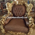 Gambar Set Kursi Tamu Sofa Jati Calista Royal 150x150