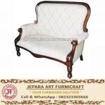 Kursi Sofa Tamu Grandfather 2 Seater