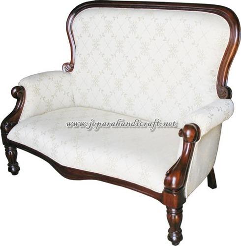 Jual Kursi Sofa Tamu Grandfather 2 Seater
