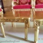 Kursi Tamu Jati New Gianni Gold Athena