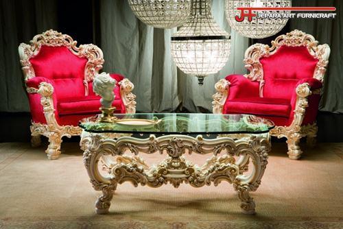 Gambar Kursi Sofa Mewah Orfeo 2