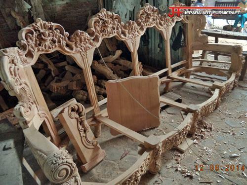 Kursi Sofa Mewah Orfeo Murah
