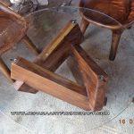 Kursi Tamu Solid Lazy Chair