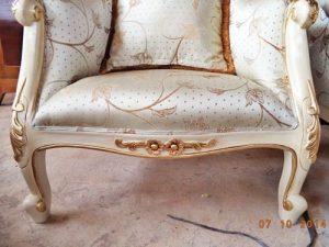 Gambar Sofa Tamu Mewah French Louis Armchair 4 300x225