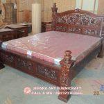 Tempat Tidur Jati Rahwana Krawang