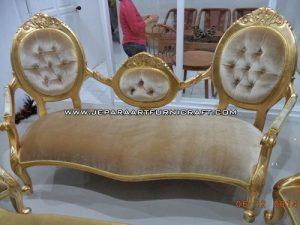 Gambar Sofa Mewah Classic Cameo Gold Concerto 2 300x225