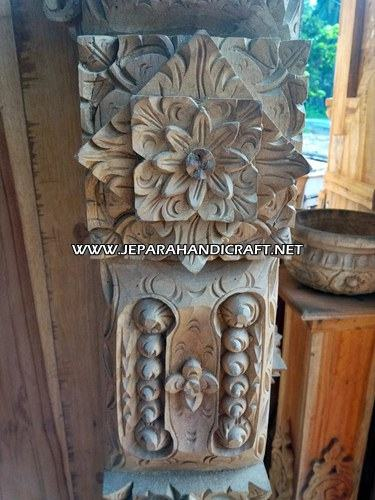 Gambar Pintu Gebyok Jati Jepara 2