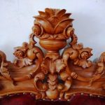 Kursi Tamu Jati Royal Barcelona Florist