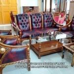 Gambar Kursi Tamu Jati Versace 150x150