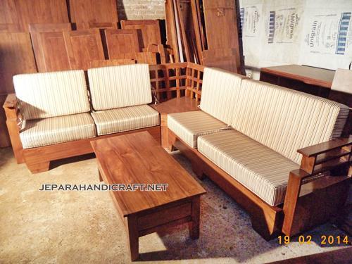 Sofa Minimalis Modern Salur