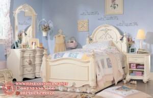 Kamar Set Anak Allegra Ivory
