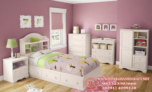 Gambar Kamar Set Anak Minimalis Prima