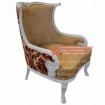 Kursi Sofa Malas Classic Armchair