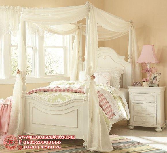 Jual Tempat Tidur Anak Almara Canopy Harga Murah