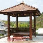 Gambar Gazebo Minimalis Kayu Kelapa New Alfa 4 300x238 150x150 c
