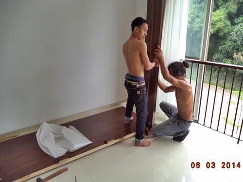 Gambar tempat tidur minimalis jepang 5