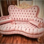 Kursi Sofa Tamu Classic Andante