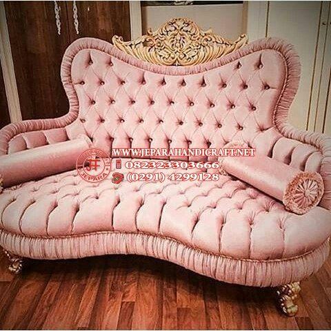 Gambar Kursi Sofa tamu Classic Andante