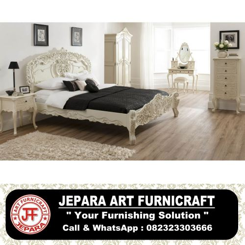 Kamar Set Racoco Victoria French Style