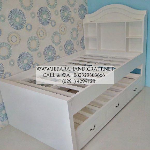 dijual tempat tidur anak minimalis laki laki harga murah