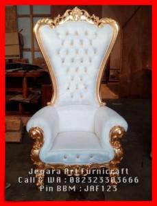 Sofa Ruang Tamu Cantik Princess White