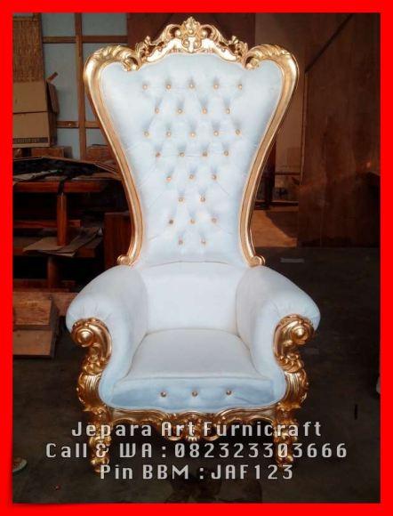 Gambar Sofa Ruang Tamu Cantik Princess White
