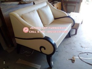 Gambar Sofa Tamu Minimalis Jati Puspa 007 300x225