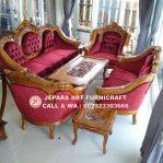 Sofa Tamu Jati Ganesha Prime